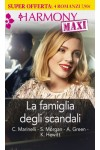 Harmony MAXI - La famiglia degli scandali Di Carol Marinelli, Sarah Morgan, Abby Green, Kate Hewitt