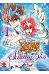 Cavalieri Zodiaco Saintia Sho - N° 4 - Cavalieri Dello Zodiaco Saintia Sho - Manga Legend Planet Manga