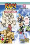 Ken Il Guerriero Ichigo Aji - N° 4 - Ken Il Guerriero Ichigo Aji - Manga Code Planet Manga