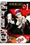 Murcielago - N° 1 - Murcielago - Manga Fiction Planet Manga