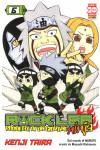 Rock Lee - N° 6 - Prodezze Di Un Giovane Ninja - Manga Rock Planet Manga