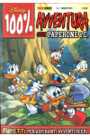 Paperstyle - N° 1 - Disney 100% Avventura Con Paperone & C. - Panini Disney