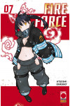 Fire Force - N° 7 - Fire Force - Manga Sun Planet Manga