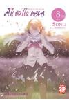 Yuki E Tsubasa - N° 8 - Ali Sulla Neve - Manga Sound Planet Manga