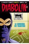 Diabolik Anno 51 - N° 2 - La Congiura Dei Traditori - Diabolik 2012 Astorina Srl