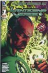Lanterna Verde 2012 - N° 1 - Lanterna Verde - Rw Lion