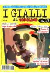 Gialli Di Topolino - N° 13 - I Gialli Di Topolino - Panini Disney