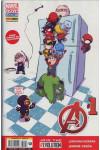 Avengers 1 Variant Cover - N° 1 - Cover B Di Skottie Young - Avengers Marvel Italia