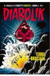 Diabolik Anno 50 - N° 1 - Terra Bruciata - Diabolik 2011 Astorina Srl