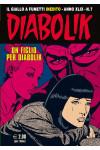 Diabolik Anno 49  - N° 7 - Un Figlio Per Diabolik - Diabolik 2010