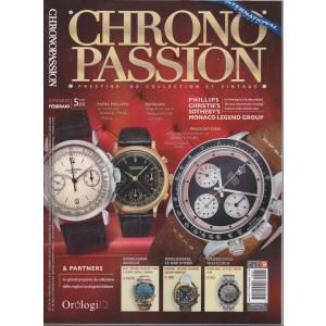 Chrono Passion - n. 1  - bimestrale - gennaio - febbraio 2021
