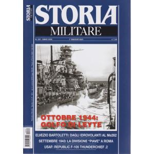 Storia Militare - n. 332 -Ottobre 1944: Golfo di Leyte -  1° maggio 2021 - mensile
