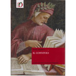 Dante Alighieri -Il convivio - n. 7 - settimanale - 469  pagine