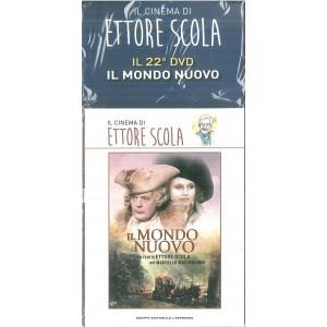 DVD il nuovo mondo di Ettore Scola