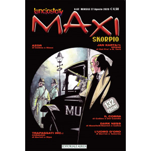 Lanciostory Skorpio Maxi - N° 61 - Lanciostory Skorpio Maxi - Editoriale Aurea