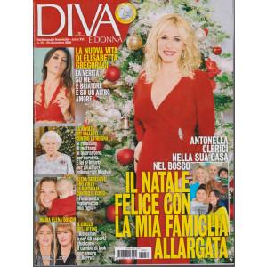 Diva e donna - n. 52 - settimanale femminile - 29 dicembre 2020