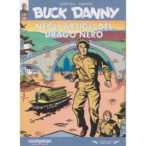 Buck Danny -Negli artigli del drago nero-  n. 17 - settimanale