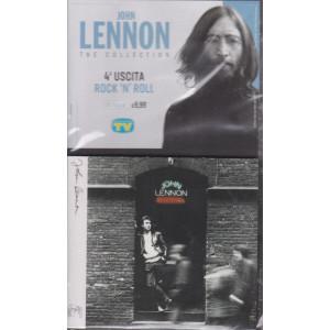 Cd Sorrisi Collezione 2 - n. 3 - John Lennon the collection -quarta  uscita -  Rock 'n' roll -  29/12/2020 - settimanale