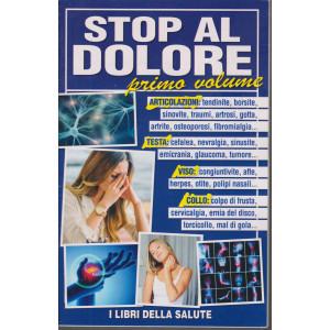 Stop al dolore - Primo volume - n. 8 - 19/2/2021