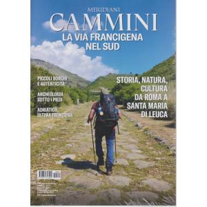 Meridiani Cammini-La via Francigena nel sud - n. 9 - marzo 2021 - trimestrale