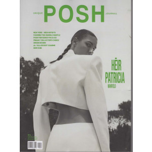 Unique POSH Journal - bimestrale n. 98 settembre 2021