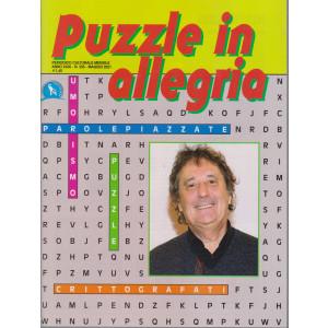 Puzzle in allegria - n. 335 - mensile - maggio   2021