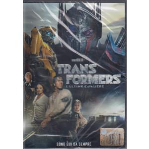 I Dvd di Sorrisi Collection 5 - n. 6 - Transformers l'ultimo cavaliere-  -ottobre 2021- settimanale