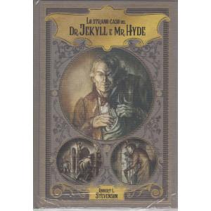 I primi maestri del fantastico - Lo strano caso del Dr. Jekyll e Mr. Hyde - Robert Stevenson -   - n. 7 - settimanale - 19/3/2021 - copertina rigida