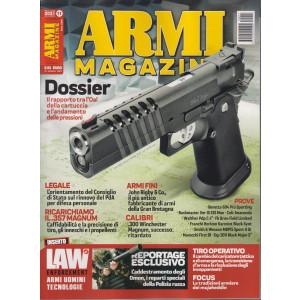 Armi magazine - n. 11-novembre 2021 - mensile