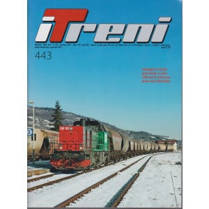 I Treni - n. 443 - gennaio 2021 - mensile