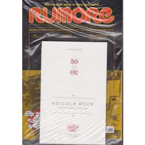 Rumore - + Edicola Rock - Riviste musicali italiane- n. 348 - mensile - gennaio 2021