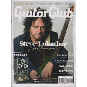 Guitar Club -  n. 2 - febbraio  2021 - mensile