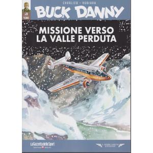 Buck Danny - Missione verso la valle perduta - n. 6 - settimanale