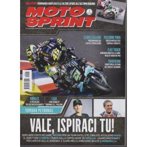 Motosprint - n. 1- settimanale -5/11 gennaio 2021