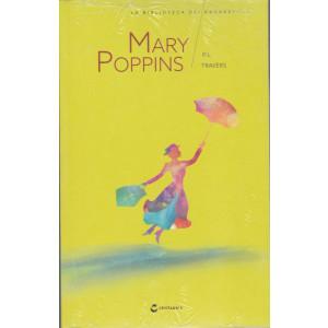 La biblioteca dei ragazzi -  Mary Poppins  - n. 6   -  settimanale - 13/2/2021