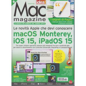 Mac magazine - n. 150 - mensile - agosto 2021