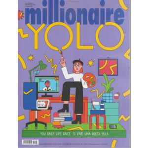Millionaire - n. 6 - giugno 2021 - mensile