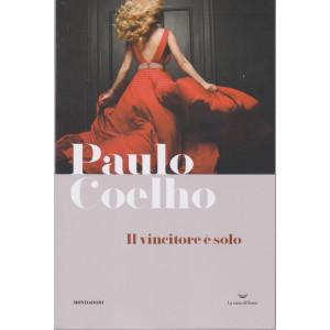 I Libri di Sorrisi 2 - n. 15  - Paulo Coelho -Il vincitore è solo -  2/3/2021- settimanale  - 477 pagine - copertina flessibile