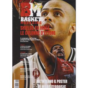 BM Basket magazine - n. 73 - giugno 2021 -