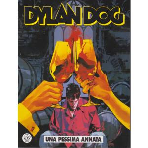 Dylan Dog - n. 412 - Una pessima annata - gennaio 2021 - mensile