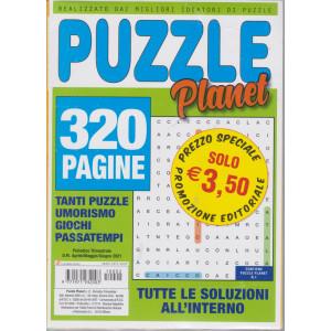 Puzzle Planet - n. 2 - trimestrale -aprile/maggio/giugno 2021 - 320 pagine