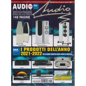 Audio review - n. 434- mensile - settembre 2021 - 148  pagine