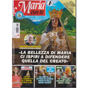 Maria con te - n. 40  - settimanale - 3 ottobre   2021