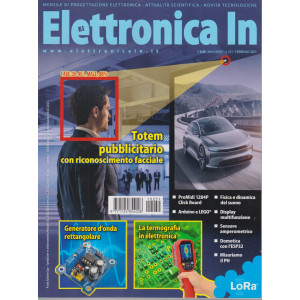 Elettronica In - n. 251 - febbraio 2021 - mensile