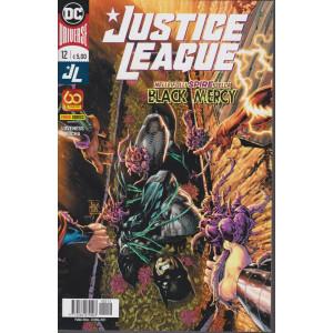 Justice League -.    n. 12 - mensile -20 maggio  2021-