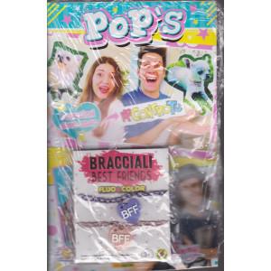 Pop's - + gadget - n. 231 - mensile - 12 gennaio 2021