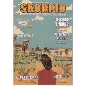 Skorpio - n. 2304 - 29 aprile  2021 - settimanale di fumetti