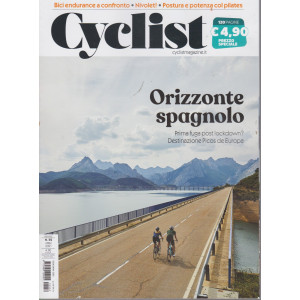 Cyclist - n. 52 - mensile - aprile  2021 - 120 pagine