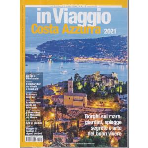 In Viaggio -Costa Azzurra 2021- n. 282- marzo 2021