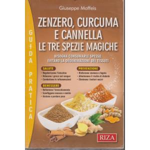 Le ricette Perdipeso - Zenzero, curcuma e cannella le tre spezie magiche- n. 112 - marzo 2021